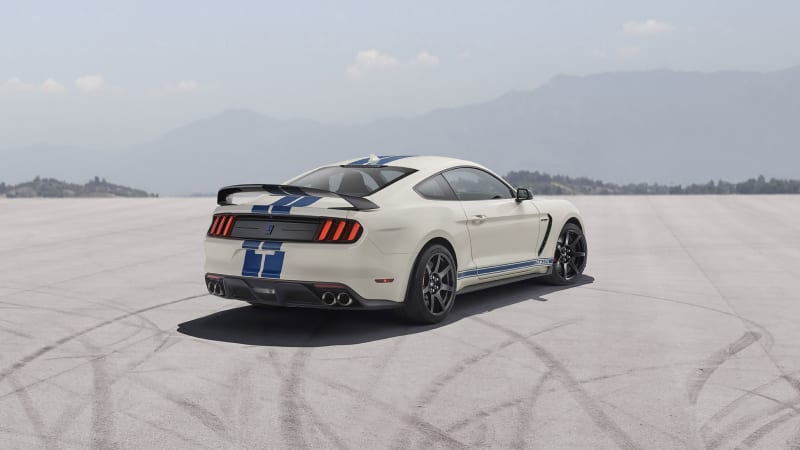 Shelby Heritage Edition Now Available for 2020 GT350, GT350R Mustangs