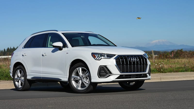 2020 Audi Q3 Review & Buying Guide | Relative value