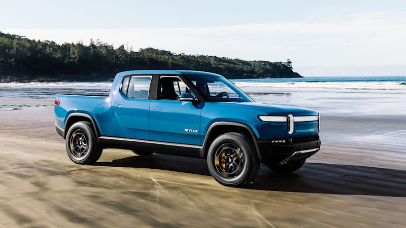 EV startup Rivian to set up repair facilities and offer mobile service