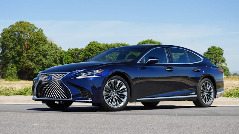 2020 Lexus LS 500h Review
