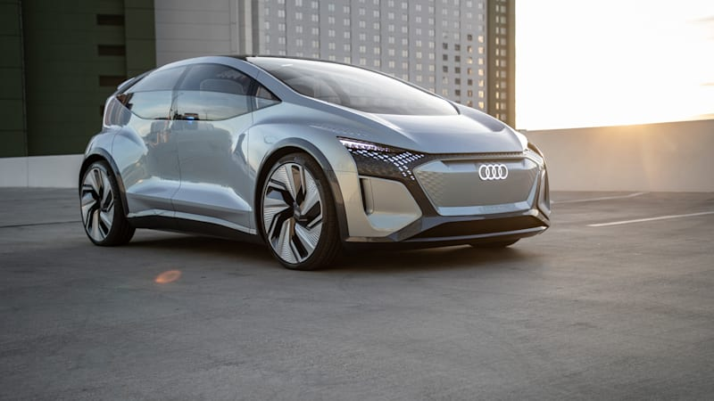 Audi AI:Me Concept First Ride | Pointing the way forward