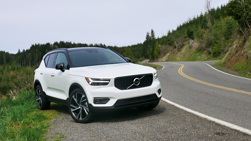 2020 Volvo Xc40 Reviews Price Specs Features And Photos Autoblog