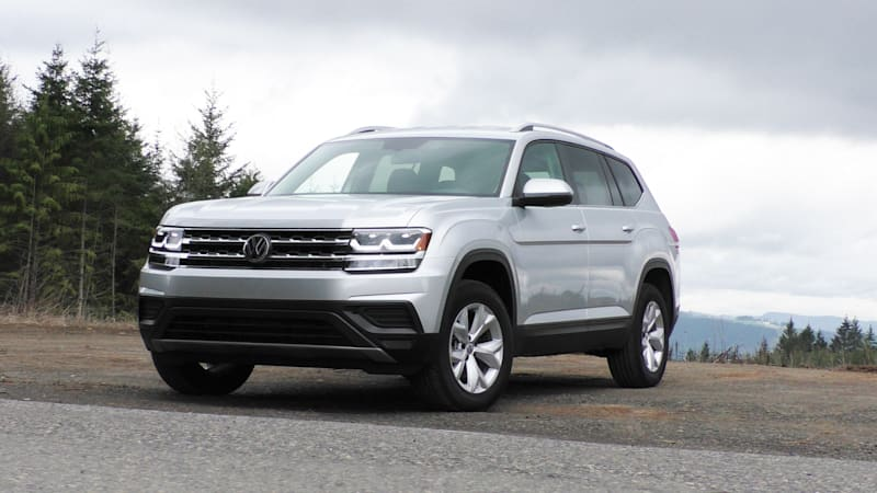 2020 VW Atlas Reviews