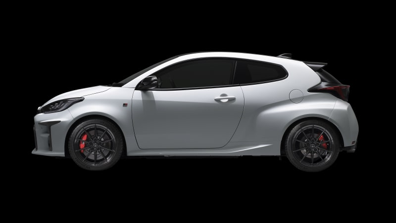 There's a petition to bring the Toyota Yaris GR to North America