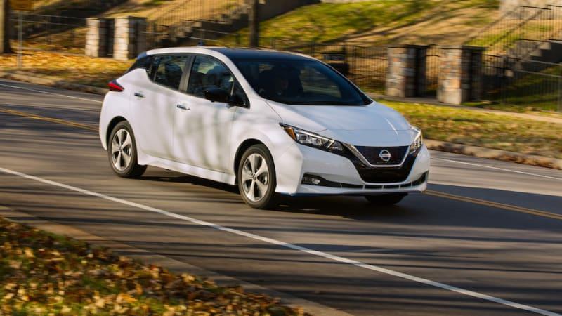 2020 Nissan Nissan LEAF SV Plus 8 source