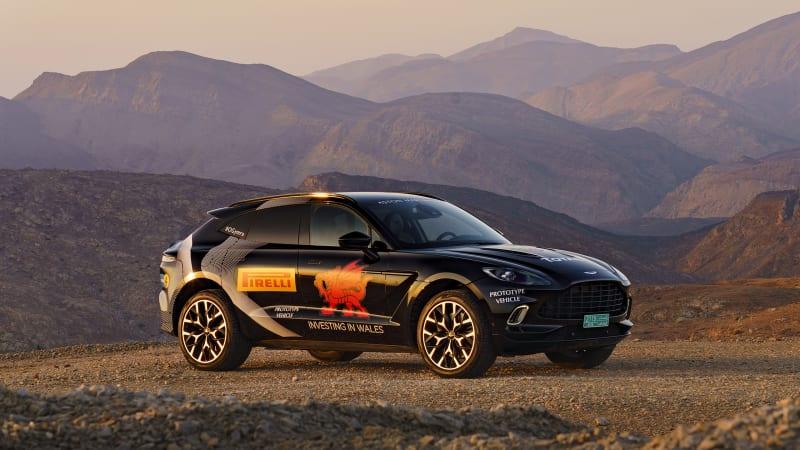 Investor Buys 20 Percent Of Trouble Aston Martin Autoblog