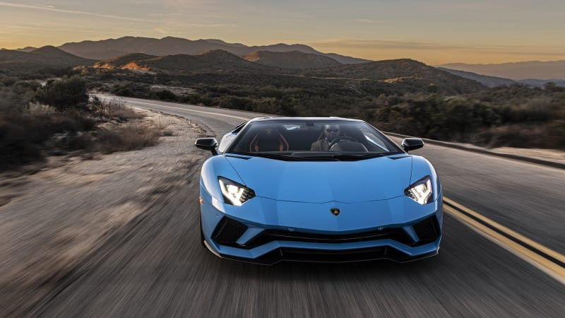 20+ 2020 Lamborghini Aventador For Sale
