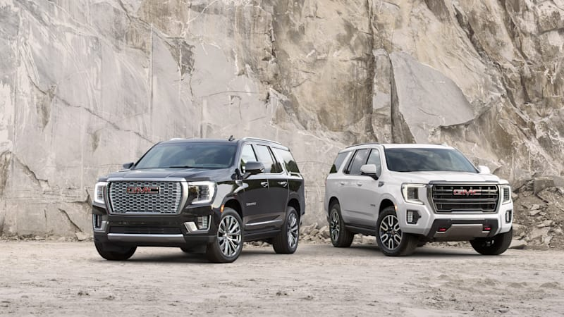 2021 GMC Yukon gets new features, diesel, AT4 off-road, a nicer Denali