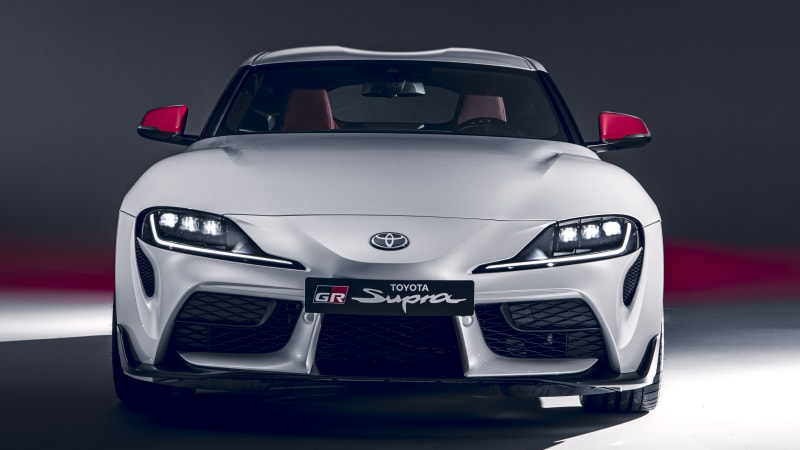 U.S. Toyota Supra four-cylinder announcement coming next week?