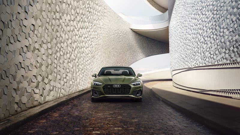 Updated 2020 Audi A5 to start at $43,895, the S5 at $52,895