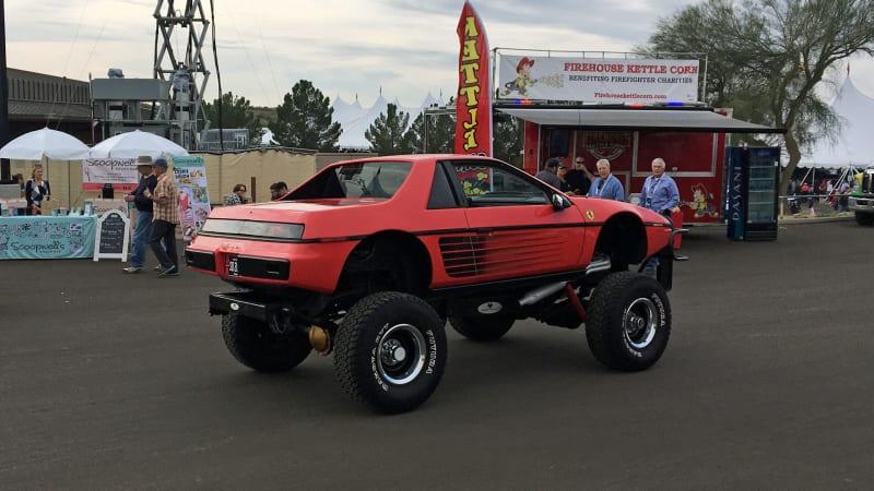 West Coast Customs Cars For Sale >> 2020 Barrett Jackson Scottsdale Auction Cars Autoblog