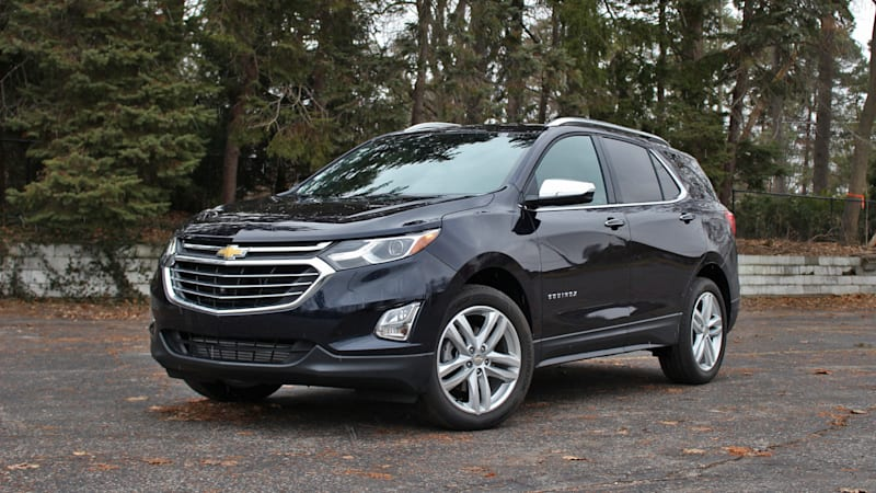 2020 Chevrolet Equinox Review Price Specs Features And Photos Autoblog