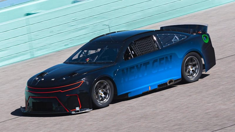 Wheels And More >> Nascar Tests Six Speed Sequential Gearbox In 2021 Next Gen