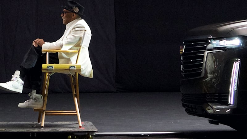2021 Cadillac Escalade Teased  And Spike Lee Will Introduce It