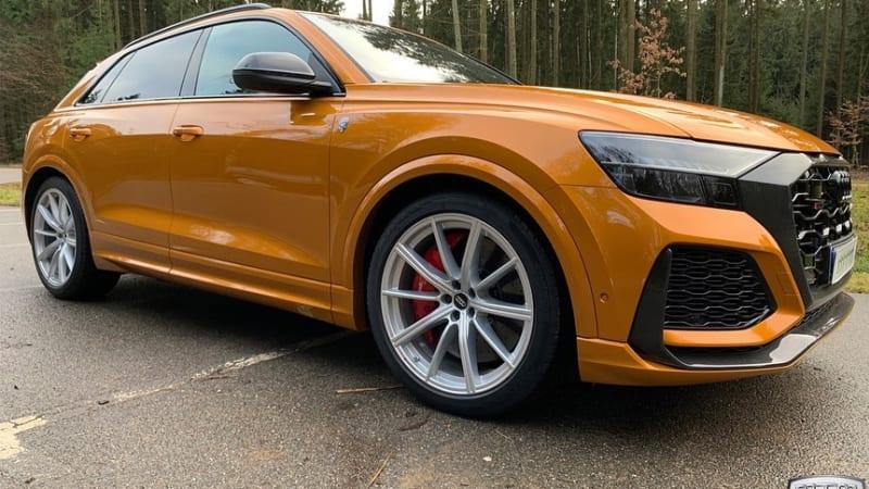 MTM loads 787 hp into the 2020 Audi RS 6 Avant wagon