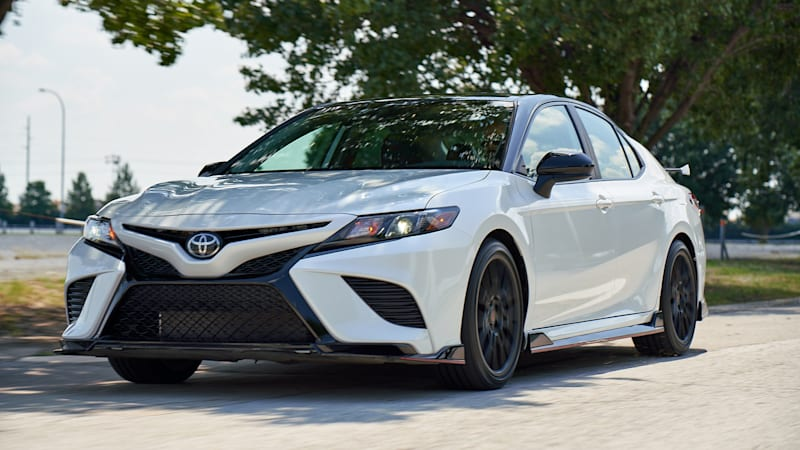 2020 Toyota Camry TRD Drivers' Notes | A polarizing sedan