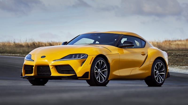 Toyota Supra, Tesla Model 3 make Consumer Reports top 10 best cars list