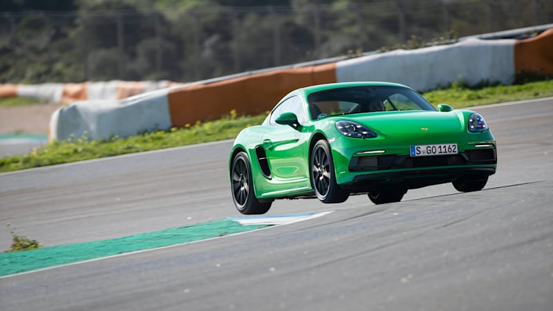 2021 Porsche 718 Cayman GTS and Boxster GTS First Drive Review | What's new, 4.0-liter flat-six, lap times