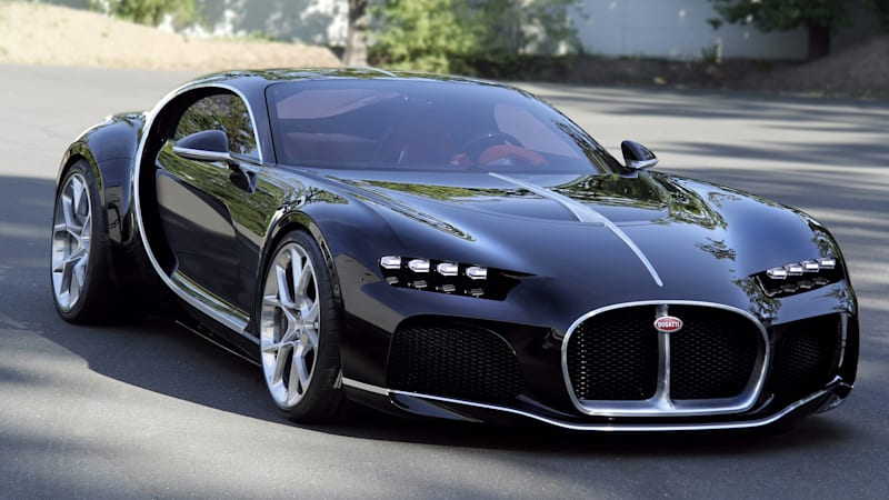 bugatti canceled a v8 powered coupe named atlantic in 2015 autoblog