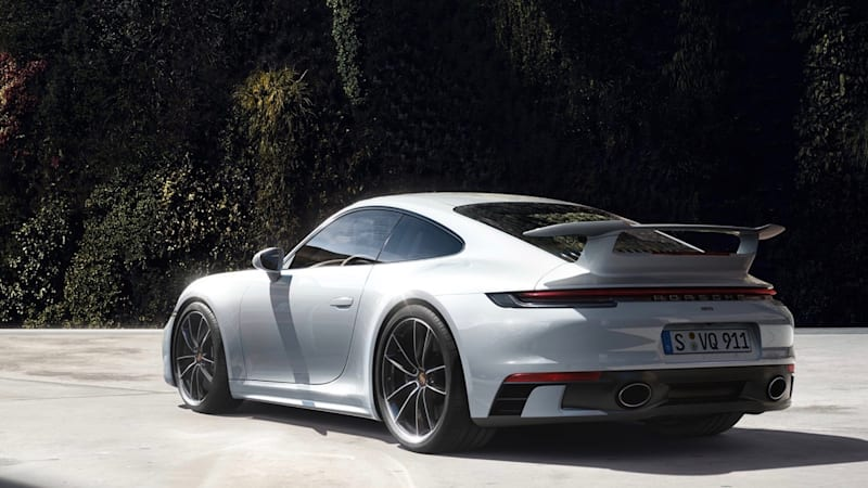 Porsche's new 911 appearance and aero packages add style and sportiness