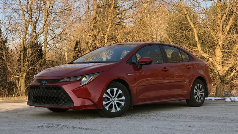 2020 Toyota Corolla Hybrid Drivers' Notes | A Prius alternative