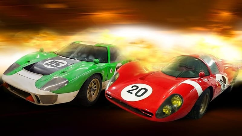 'Ford v Ferrari' movie cars will visit 3 hot-rod car shows