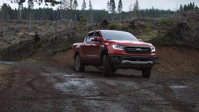 """Ford's """"breadcrumbs"""" feature helps off-roaders find their way home"""