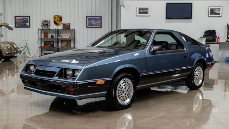 Pristine Dodge Daytona Turbo up for auction