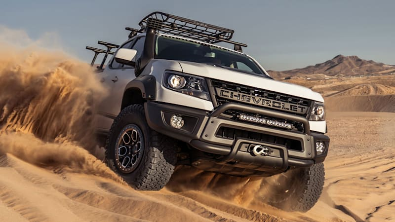 2020 chevy colorado zr2 bison gets new aev off road bits autoblog 2020 chevy colorado zr2 bison gets new