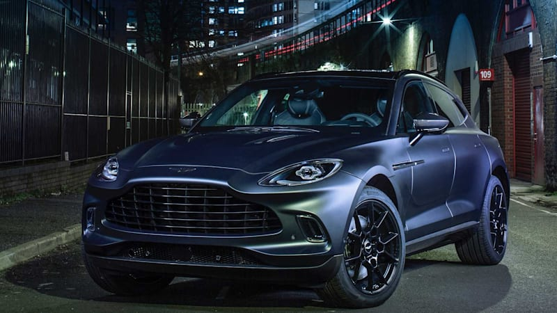 Dbx Goes Black Tie With Q By Aston Martin Greater Cincinnati Automobile Dealers Association