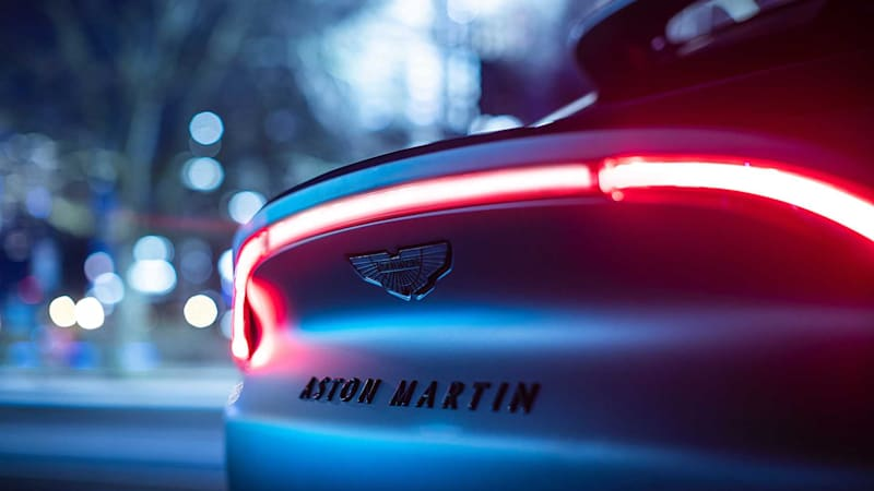 Aston Martin S Finance Chief Will Depart At The End Of The Quarter Autoblog