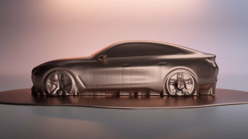 2020 Bmw Concept I4 Previewed Ahead Of Geneva Motor Show Debut