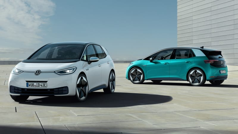 VW ID.3 electric car's launch threatened; all-out effort to fix bugs