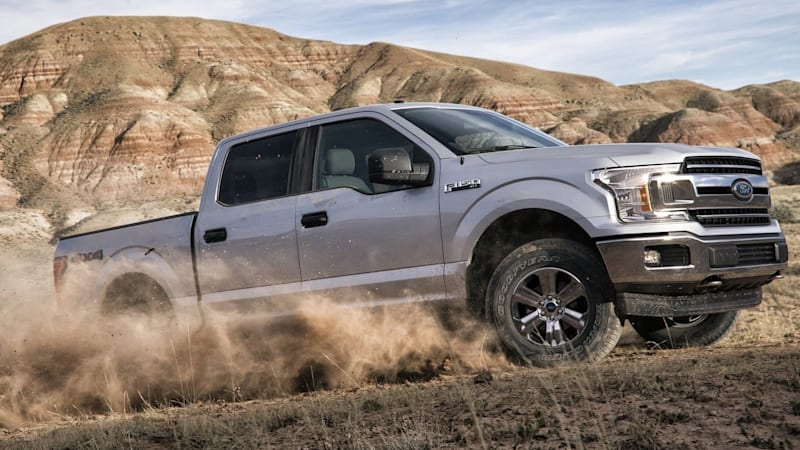 Coronavirus shakes up America's truck market: GM outselling Ford and Ram
