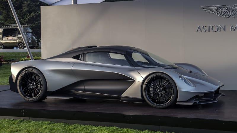 Доработанный Aston Martin Valhalla получит двигатель Mercedes-Benz