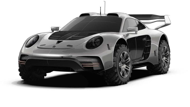 Gemballa announces Porsche 911-based Avalanche 4x4
