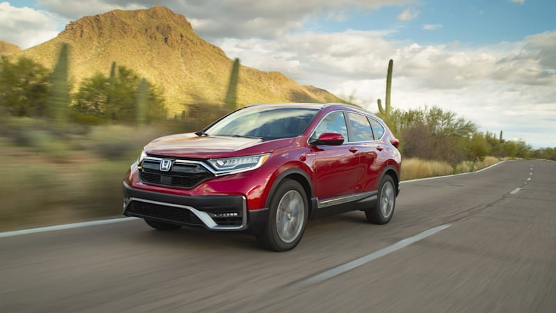 2020 Honda CR-V Hybrid First Drive | What's new, fuel economy, driving impressions