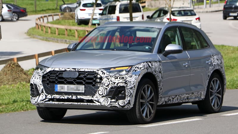 Refreshed Audi Q5 to get a Q5 Sportback sibling?