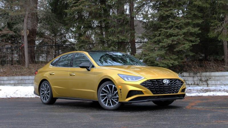 2020 Hyundai Sonata Review & Buying Guide   Back to its old (stylish) ways