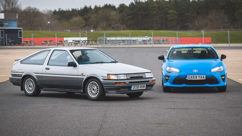 How an old-school Toyota schooled me in Toyota's hidden sense of fun
