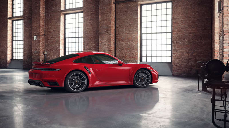 Porsche S Exclusive Manufaktur Works Up A Special 2021 911 Turbo S Autoblog