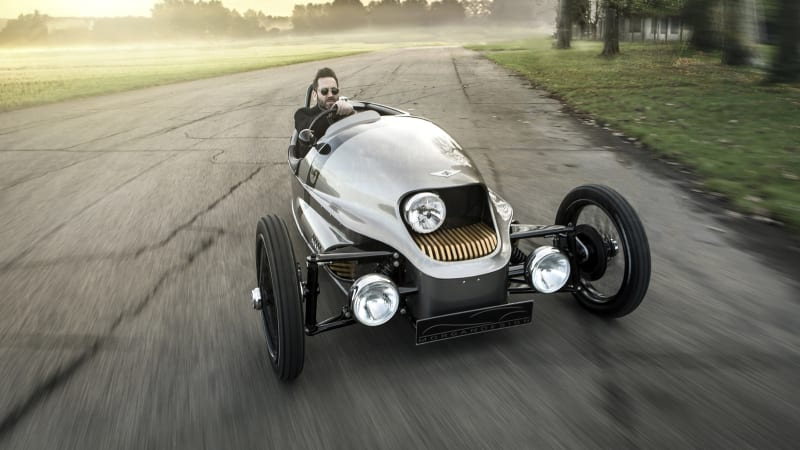 Morgan EV3 is dead, but its electric technology will live on