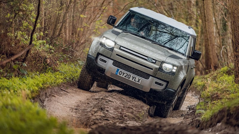 2020 Land Rover Defender Review | First drive, what's new, off-roading
