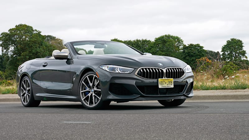 BMW 8 series sales are slow, 'the best car that no one knows about'