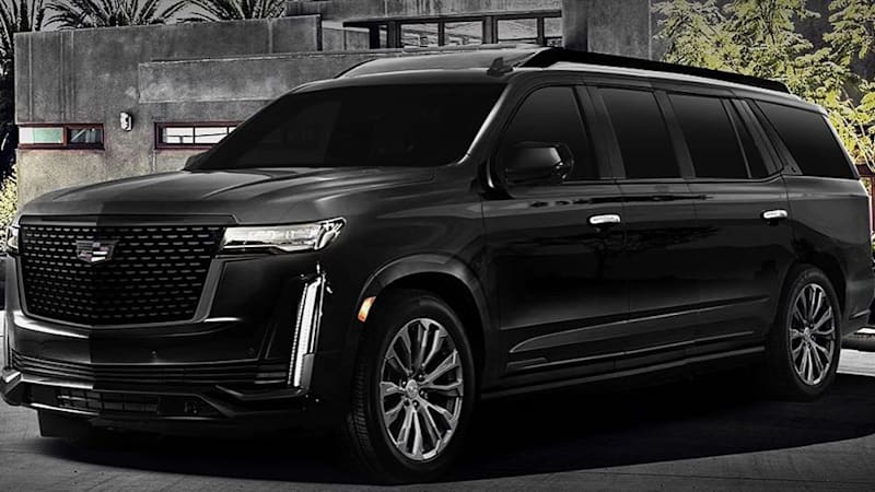 Lexani Motorcars shows plans for 2021 Cadillac Escalade ...