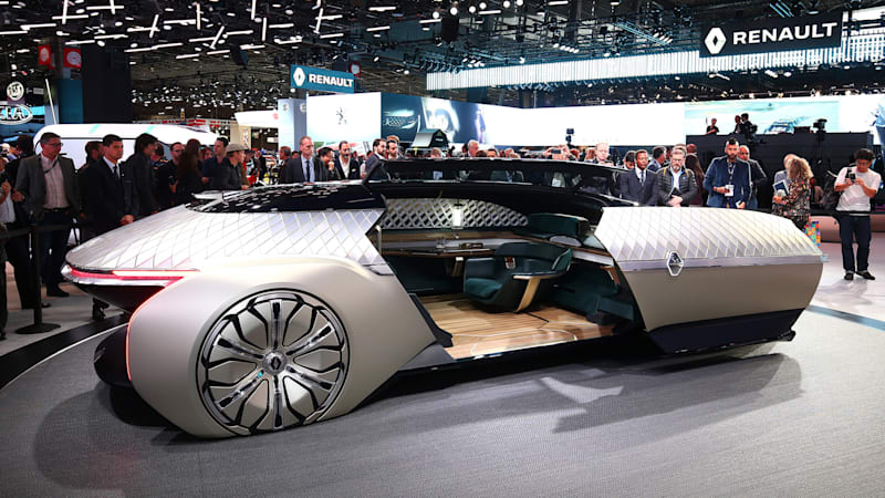 Paris Motor Show canceled, but some events could live on