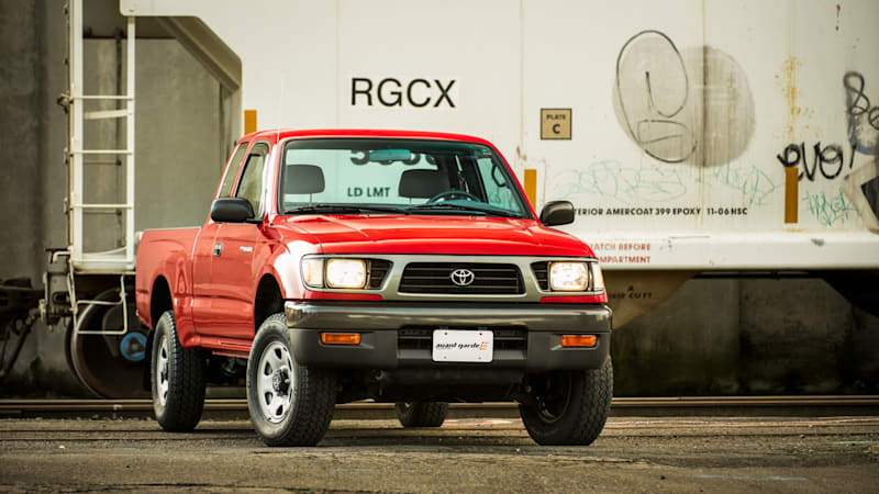 It's Taco Tuesday! And this one from 1997 has only 23,000 miles