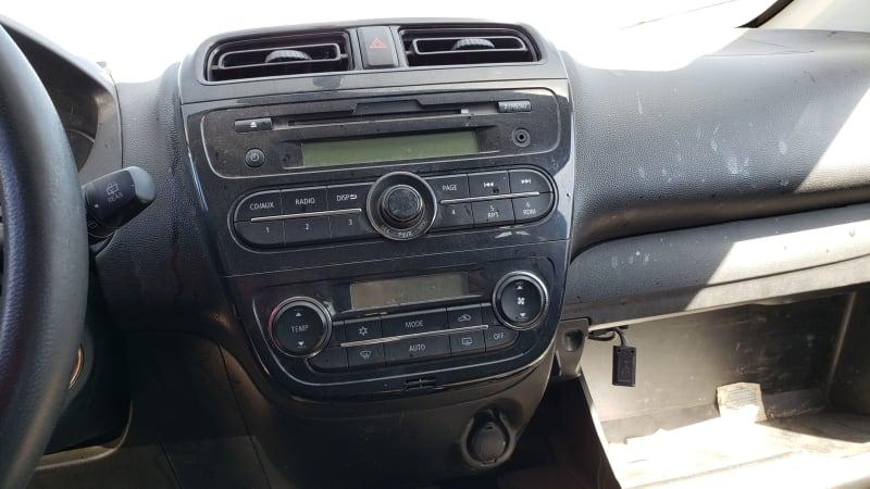 Junkyard Gem: 2015 Mitsubishi Mirage Hatchback