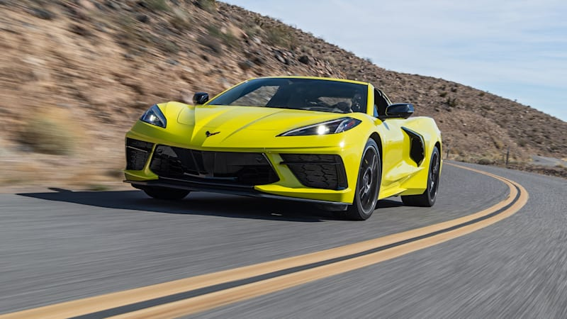 2021 Chevy Corvette: Here's what will be new