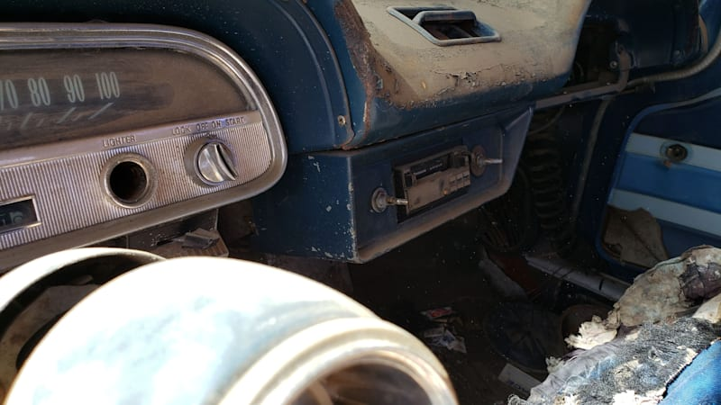 Junkyard Gem: 1962 Chevrolet Corvair 700 Station Wagon